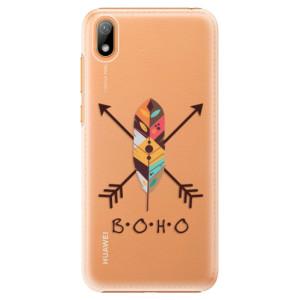 Plastové pouzdro iSaprio - BOHO na mobil Huawei Y5 2019