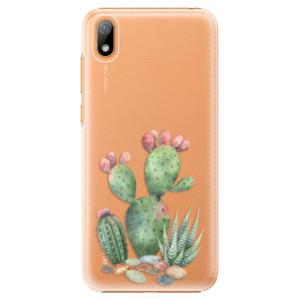 Plastové pouzdro iSaprio - Cacti 01 na mobil Huawei Y5 2019