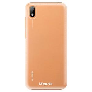 Plastové pouzdro iSaprio - 4Pure - mléčné bez potisku na mobil Huawei Y5 2019