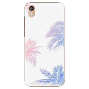 Plastové pouzdro iSaprio - Digital Palms 10 na mobil Honor 8S