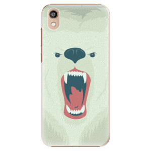 Plastové pouzdro iSaprio - Angry Bear na mobil Honor 8S