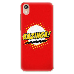 Plastové pouzdro iSaprio - Bazinga 01 na mobil Honor 8S