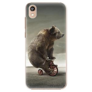 Plastové pouzdro iSaprio - Bear 01 na mobil Honor 8S