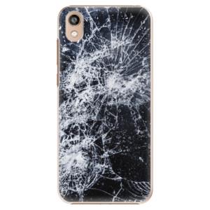 Plastové pouzdro iSaprio - Cracked na mobil Honor 8S