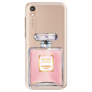 Plastové pouzdro iSaprio - Chanel Rose na mobil Honor 8S