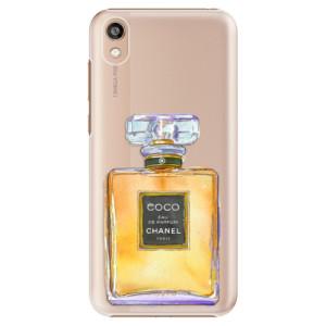 Plastové pouzdro iSaprio - Chanel Gold na mobil Honor 8S