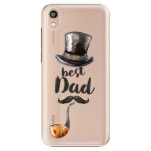 Plastové pouzdro iSaprio - Best Dad na mobil Honor 8S