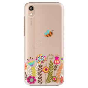 Plastové pouzdro iSaprio - Bee 01 na mobil Honor 8S