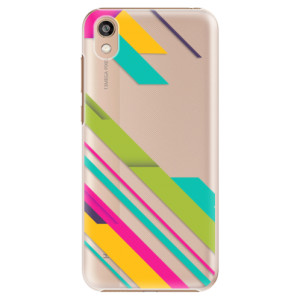 Plastové pouzdro iSaprio - Color Stripes 03 na mobil Honor 8S