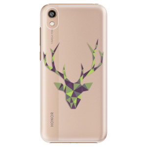 Plastové pouzdro iSaprio - Deer Green na mobil Honor 8S