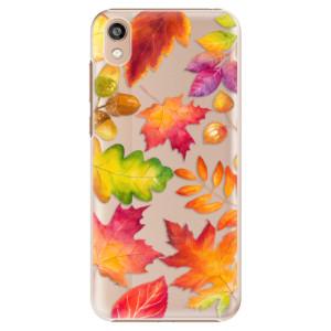 Plastové pouzdro iSaprio - Autumn Leaves 01 na mobil Honor 8S