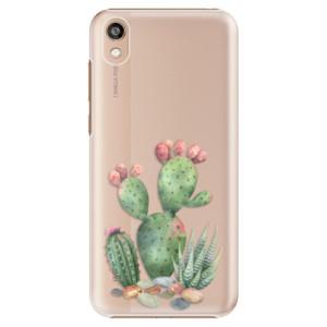 Plastové pouzdro iSaprio - Cacti 01 na mobil Honor 8S