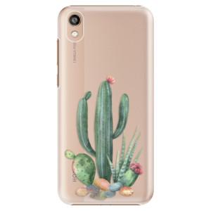 Plastové pouzdro iSaprio - Cacti 02 na mobil Honor 8S