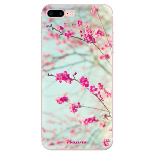 Silikonové odolné pouzdro iSaprio - Blossom 01 na mobil Apple iPhone 7 Plus