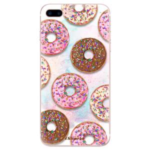 Silikonové odolné pouzdro iSaprio - Donuts 11 na mobil Apple iPhone 7 Plus