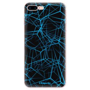 Silikonové odolné pouzdro iSaprio - Abstract Outlines 12 na mobil Apple iPhone 7 Plus