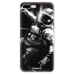 Silikonové odolné pouzdro iSaprio - Astronaut 02 na mobil Apple iPhone 7 Plus