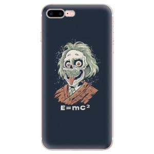 Silikonové odolné pouzdro iSaprio - Einstein 01 na mobil Apple iPhone 7 Plus