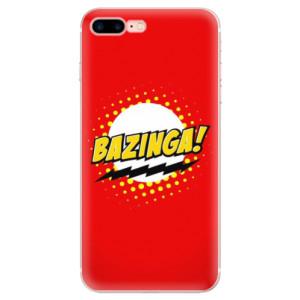 Silikonové odolné pouzdro iSaprio - Bazinga 01 na mobil Apple iPhone 7 Plus