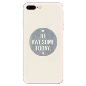 Silikonové odolné pouzdro iSaprio - Awesome 02 na mobil Apple iPhone 7 Plus