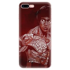 Silikonové odolné pouzdro iSaprio - Bruce Lee na mobil Apple iPhone 7 Plus