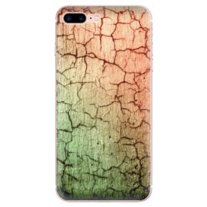 Silikonové odolné pouzdro iSaprio - Cracked Wall 01 na mobil Apple iPhone 7 Plus