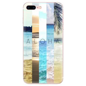 Silikonové odolné pouzdro iSaprio - Aloha 02 na mobil Apple iPhone 7 Plus