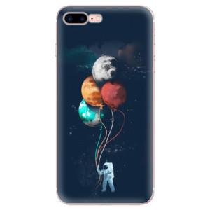 Silikonové odolné pouzdro iSaprio - Balloons 02 na mobil Apple iPhone 7 Plus