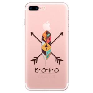 Silikonové odolné pouzdro iSaprio - BOHO na mobil Apple iPhone 7 Plus