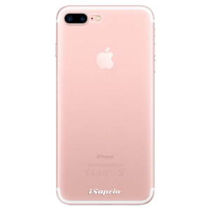 Silikonové odolné pouzdro iSaprio - 4Pure - čiré bez potisku na mobil Apple iPhone 7 Plus