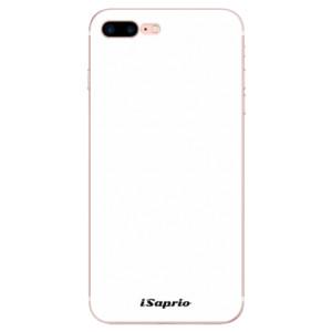 Silikonové odolné pouzdro iSaprio - 4Pure - bílé na mobil Apple iPhone 7 Plus