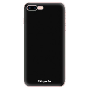 Silikonové odolné pouzdro iSaprio - 4Pure - černé na mobil Apple iPhone 7 Plus