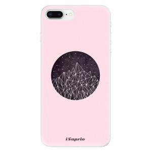 Silikonové odolné pouzdro iSaprio - Digital Mountains 10 na mobil Apple iPhone 8 Plus