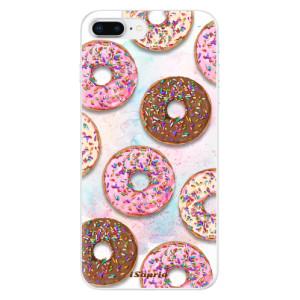 Silikonové odolné pouzdro iSaprio - Donuts 11 na mobil Apple iPhone 8 Plus