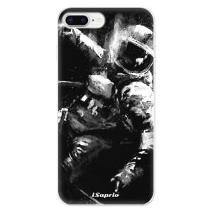 Silikonové odolné pouzdro iSaprio - Astronaut 02 na mobil Apple iPhone 8 Plus