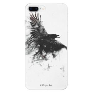 Silikonové odolné pouzdro iSaprio - Dark Bird 01 na mobil Apple iPhone 8 Plus