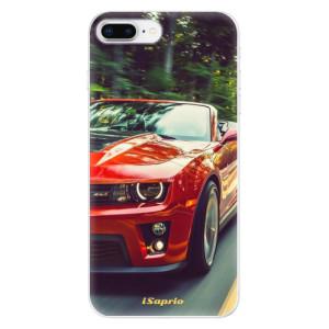 Silikonové odolné pouzdro iSaprio - Chevrolet 02 na mobil Apple iPhone 8 Plus