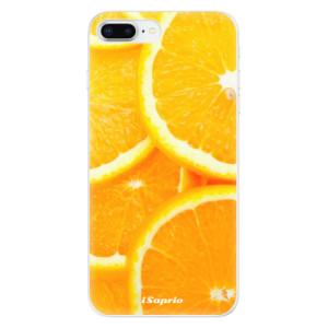 Silikonové odolné pouzdro iSaprio - Orange 10 na mobil Apple iPhone 8 Plus