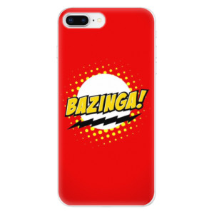 Silikonové odolné pouzdro iSaprio - Bazinga 01 na mobil Apple iPhone 8 Plus