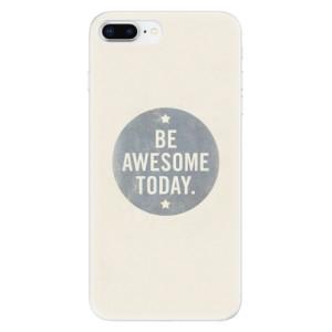 Silikonové odolné pouzdro iSaprio - Awesome 02 na mobil Apple iPhone 8 Plus