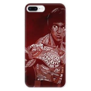 Silikonové odolné pouzdro iSaprio - Bruce Lee na mobil Apple iPhone 8 Plus