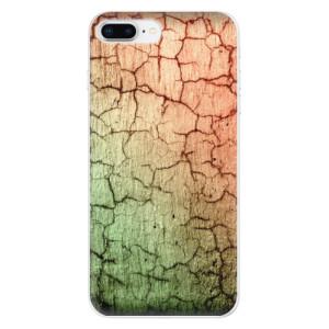 Silikonové odolné pouzdro iSaprio - Cracked Wall 01 na mobil Apple iPhone 8 Plus