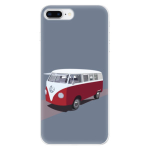 Silikonové odolné pouzdro iSaprio - VW Bus na mobil Apple iPhone 8 Plus