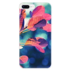 Silikonové odolné pouzdro iSaprio - Autumn 01 na mobil Apple iPhone 8 Plus