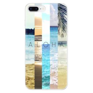 Silikonové odolné pouzdro iSaprio - Aloha 02 na mobil Apple iPhone 8 Plus