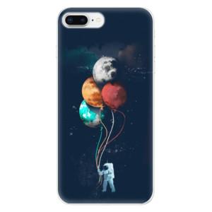 Silikonové odolné pouzdro iSaprio - Balloons 02 na mobil Apple iPhone 8 Plus