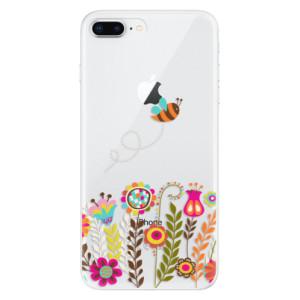 Silikonové odolné pouzdro iSaprio - Bee 01 na mobil Apple iPhone 8 Plus