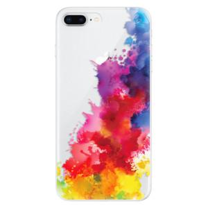 Silikonové odolné pouzdro iSaprio - Color Splash 01 na mobil Apple iPhone 8 Plus