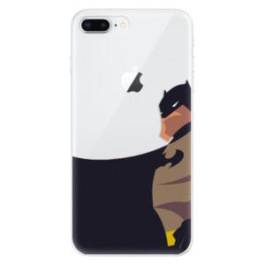 Silikonové odolné pouzdro iSaprio - BaT Comics na mobil Apple iPhone 8 Plus
