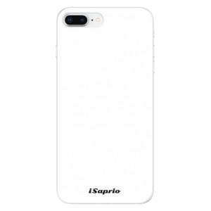 Silikonové odolné pouzdro iSaprio - 4Pure - bílé na mobil Apple iPhone 8 Plus